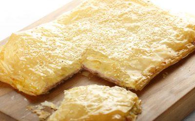 Ham & Cheese Pie